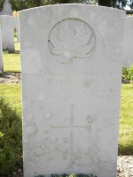 Pte John Maguire