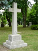 Mt. Pleasant Cemetery - Capt. Robert Clifford Darling (2)