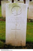 Pte W.G. Lawrence