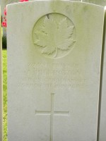 Pte Alfred Pilkington
