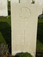Pte Alfred William Crockford