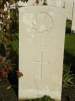Pte Frederick Panter