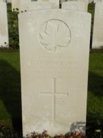 Pte George Henry Robertson