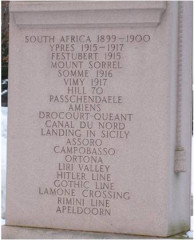 mount-pleasant-battle-honours