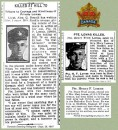 Lomas Pte Henry Frost 15 Aug 1917 Vimy Memorial