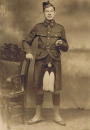 Pte Wilfred Cooke 15 Aug 1917 - St Mary's ADS