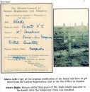 Slade Pte Percy 27 Sept 1918, Sains- Les- Marquion Cemetery (2)