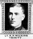 Wilkins Lt Reginald Prinsep 27 Sept 1918 Quarry Wood Cemetery