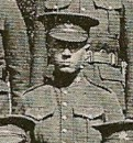 Fenner Pte Gerald 26 sept 1916 - Contay British Cemetery