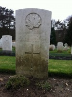 Shorncliffe Military Cemetery - Pte J.C.B. Tait