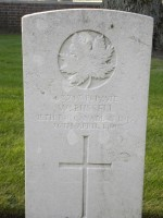 Pte W. Russell