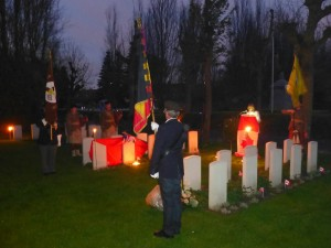 Pte Cameron - Roeselare Cemetery